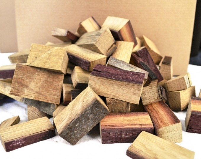 Dřevo na grilování
